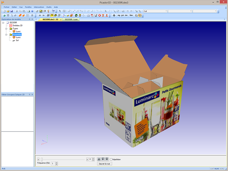 treedim packaging cad and pos display design software softwares